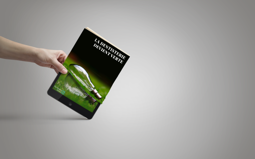 Ebook - La Dentisterie devient verte