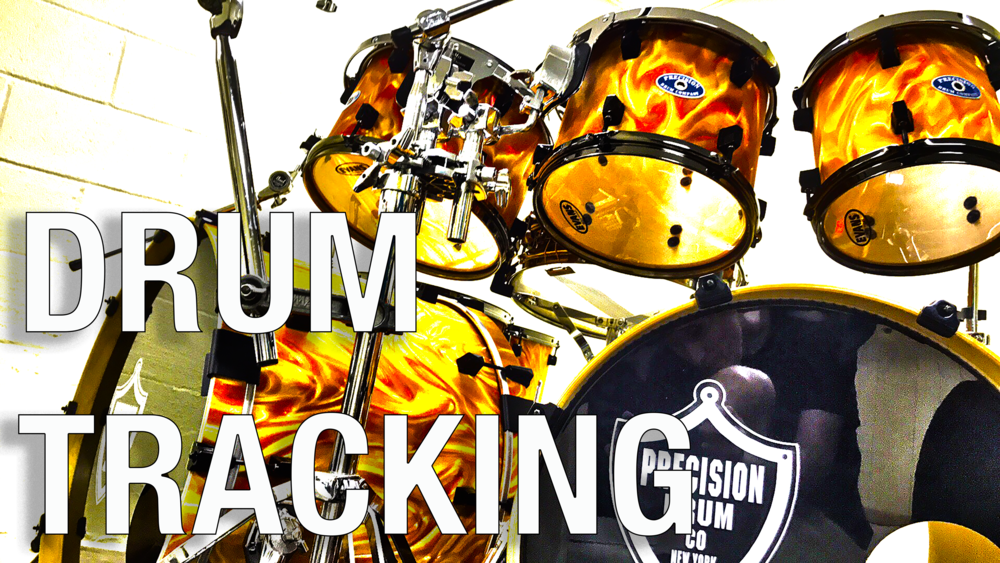 - If you need new drum tracks or would like added percussion, you've come to the right place! I am Artist Endorser for Precision Drums, and I've got an extensive array of MIDI gear, too!