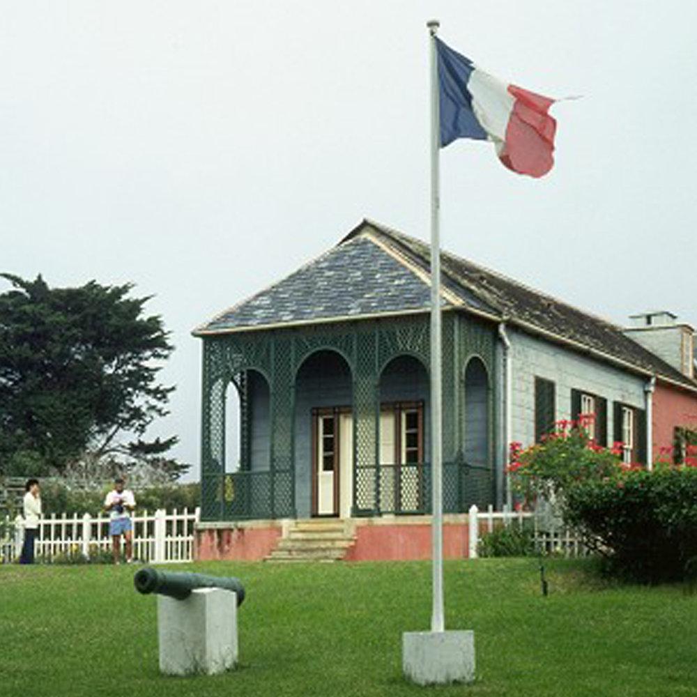 Sainte-Hélène - Longwood House