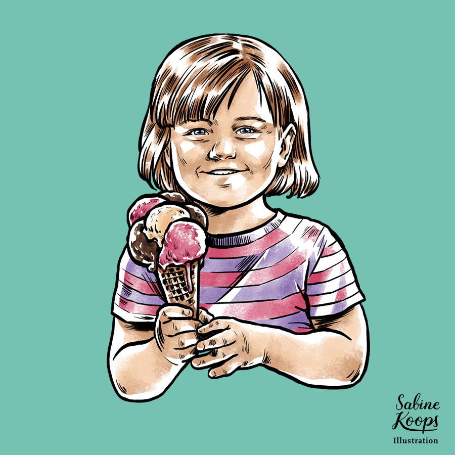 Sabine_Koops_Illustration_Illustrator_Werbung_advertising_1_Kind_kid_eis_ice_cute_happy_summer_portrait_.jpg
