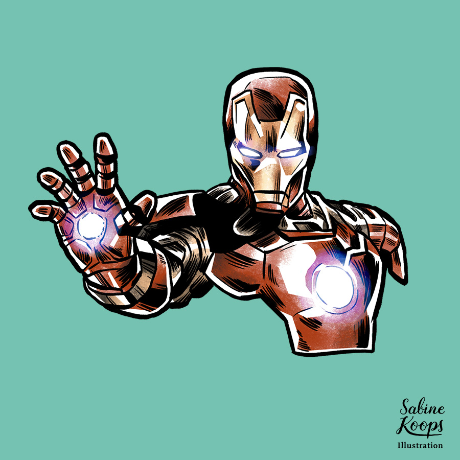 Sabine_Koops_Illustration_Illustrator_Werbung_advertising_1_Superhelden_hero_super_Ironman.jpg