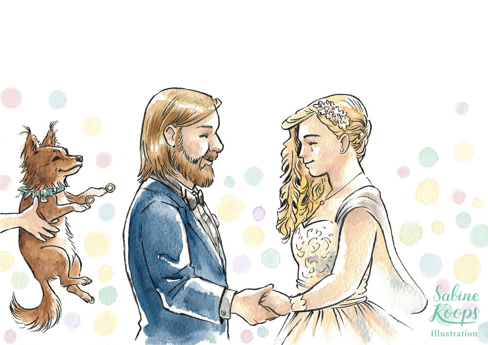 Illustration Animation By Sabine Koops
