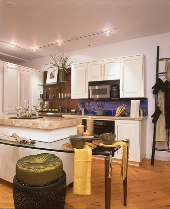 Modern Classic Kitchen Showroom Display-Fully Staged