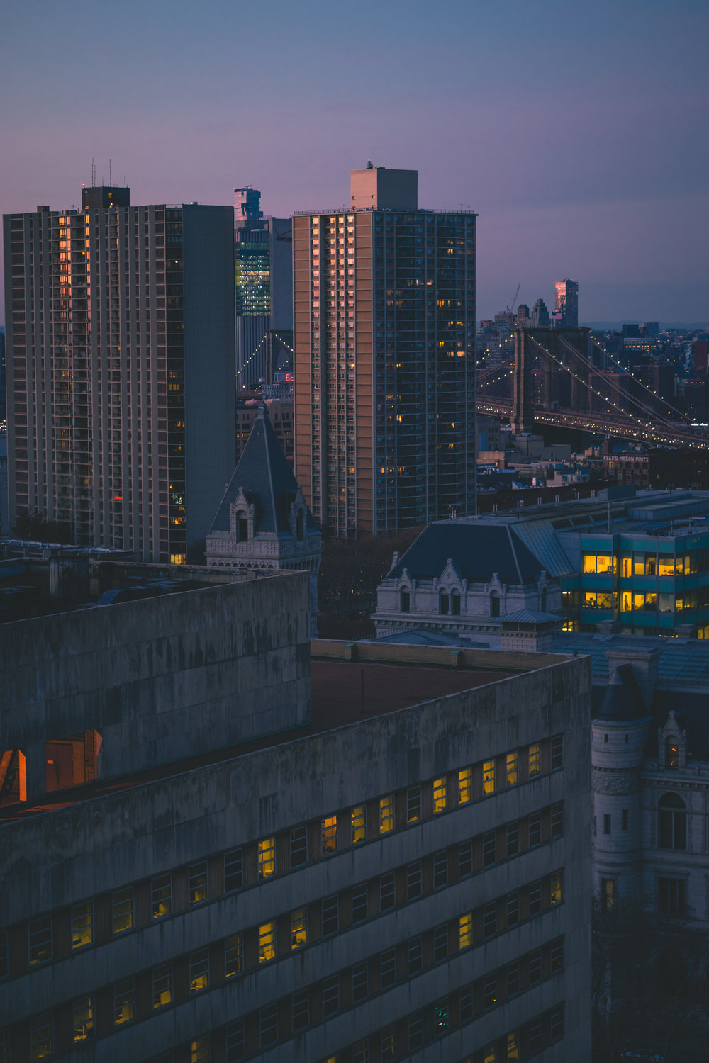 City of a thousand stories