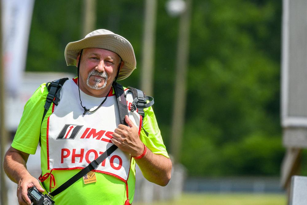 Fellow photog Wayne Deslauriers