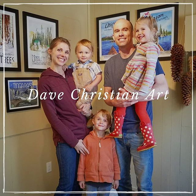 We're putting together tons of exciting park updates this spring! To kick things off, we are proud to feature the work of local artist Dave Christian (@davechristianart), now in our front office. Stop by to see if you can spot your favorite place on Hwy 4, and take home a beautiful piece of your camping trip! See more from Dave at davechristianart.com .  Stay tuned, there's more coming from Golden Pines! . #davechristianart #localartist #GoldenPinesRV #hwy4 #visitgoldcountry #gocalaveras #arnoldca