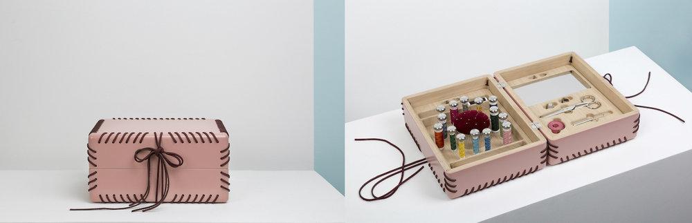Stéphanie Moussallem, Point de Croix - the Sewing Kit Box