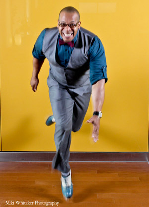 Bril Barrett - BRIL BARRETT is a dedicated tap dancer, whose mission is to preserve and promote tap dance as a percussive art form, foster respect and admiration for the history and creators of tap, and continuously create opportunities for the art form and its practitioners.  Bril is the founder of M.A.D.D. (Making A Difference Dancing) Rhythms, Co-founder of M.A.D.D. Rhythms Canada, director of The Chicago Tap Summit and founder of The M.A.D.D. Rhythms Tap Academy.  His Performance opportunities include Riverdance, Tap Dance Kid, Imagine Tap, The St. Louis Tap Festival, The Calgary Tap Summit and many others. Bril has taught and/or performed in Prague, Canada, Germany, Finland, Turkey, Austria, Denmark, Sweden, Albania, Amsterdam, and across the U.S.  He has started many outreach programs in Chicago's public schools, Park districts and even a performing arts high school in Gary, Indiana. Mr. Barrett has been running an After School Matters Youth Tap Program at The Better Boys Foundation in the North Lawndale community for the last 3 years and has just started one at Englewood High School in Englewood this year.  The BBF program has been so successful that it has spawned a new addition to the M.A.D.D. Rhythms family.
