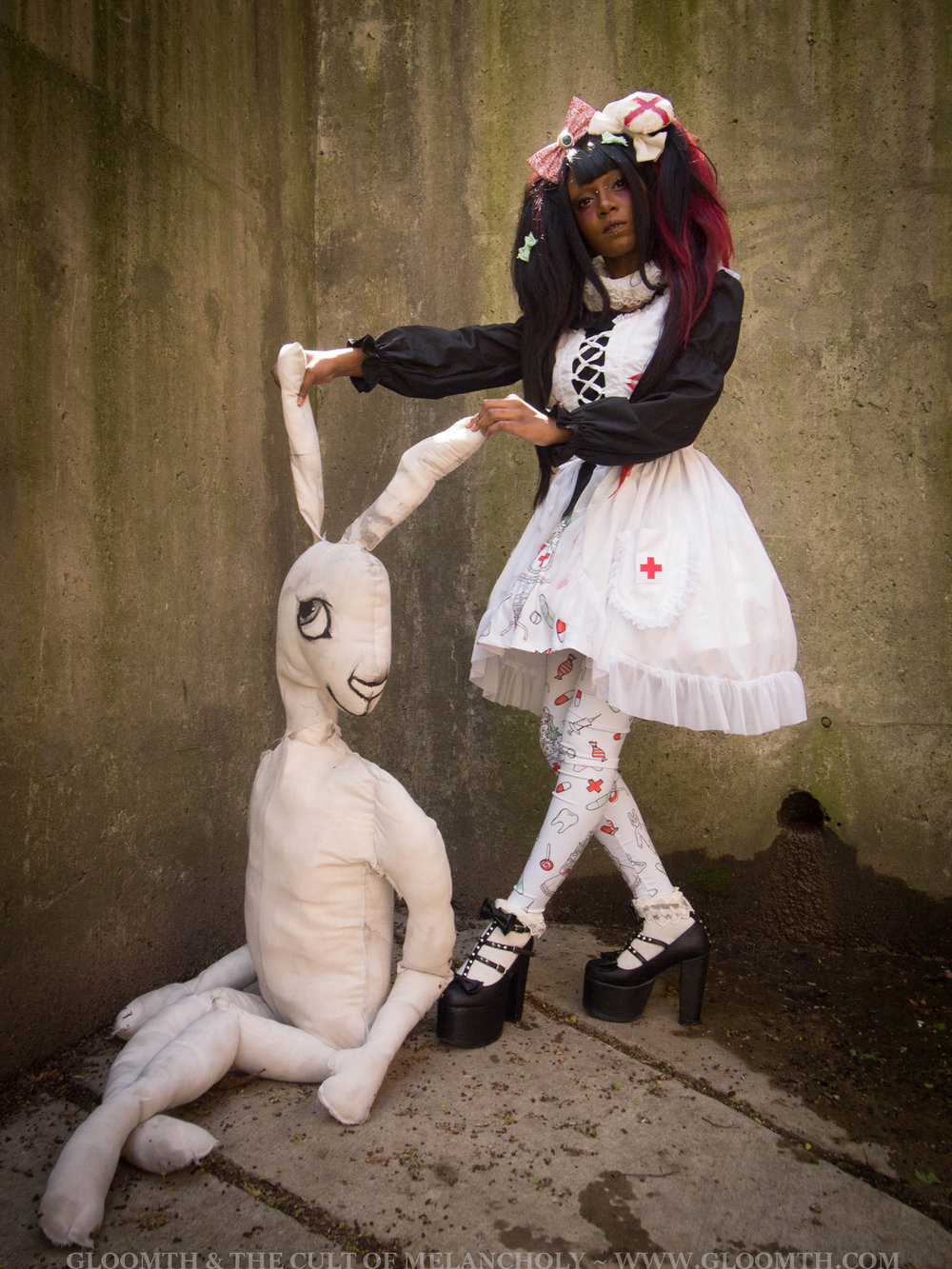 Model: Dolly Momoiro Photographer: Taeden Hall