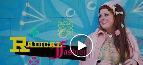 """Meet Taeden Hall - Get a glimpse into the """"Uncannily Pleasant"""" style and work of Gloomth designer Taeden Hall in this fun video by Zoomin Tv!"""
