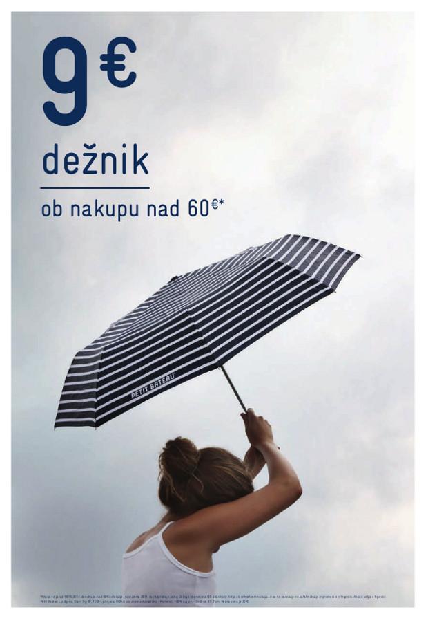 Recap Instore Parapluie