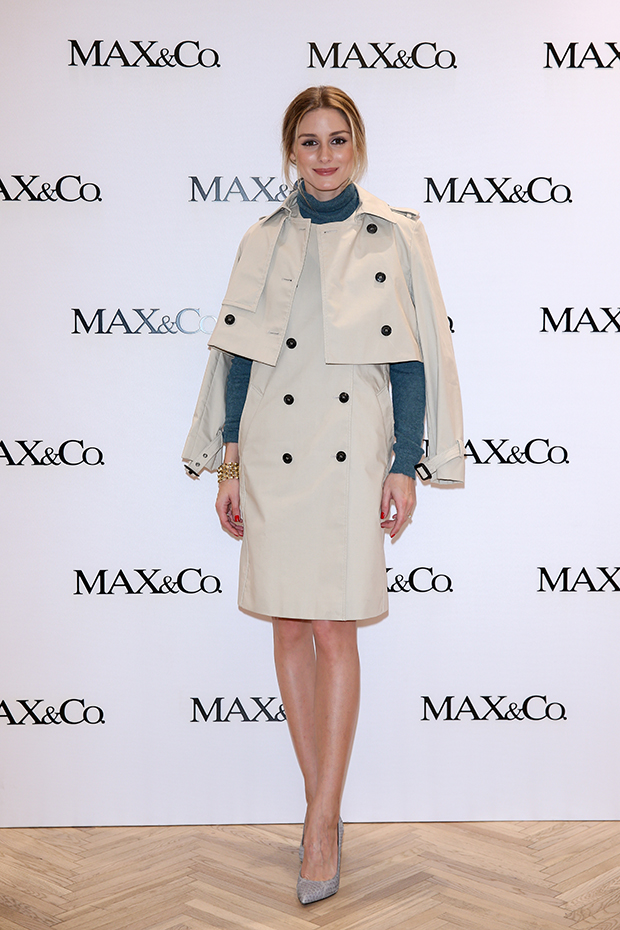 Olivia Palermo wearing MAX&Co. at Chengdu event copy