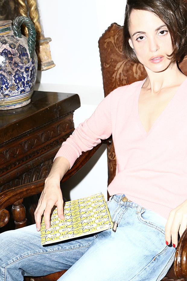 Max&Co pulover in torbica ph_Matija Tomc