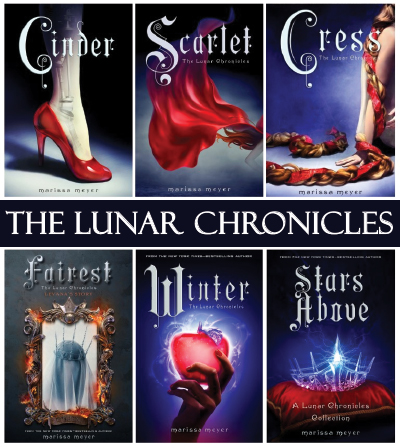 """""""Usually I don't want a series that I love so much to end, but Meyer wrung as much story out of these science fiction fantasy fairy tales as I think she could possibly find."""" READ MORE"""