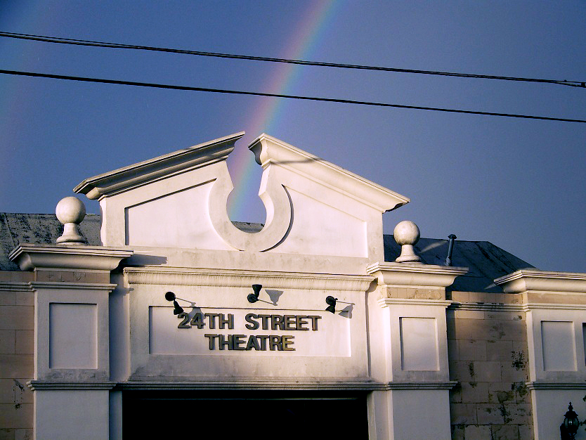 24th ST THEATRE - As Communications Director, I manage all content on the website, blog and external communications for a Los Angeles theatre and arts education pioneer.