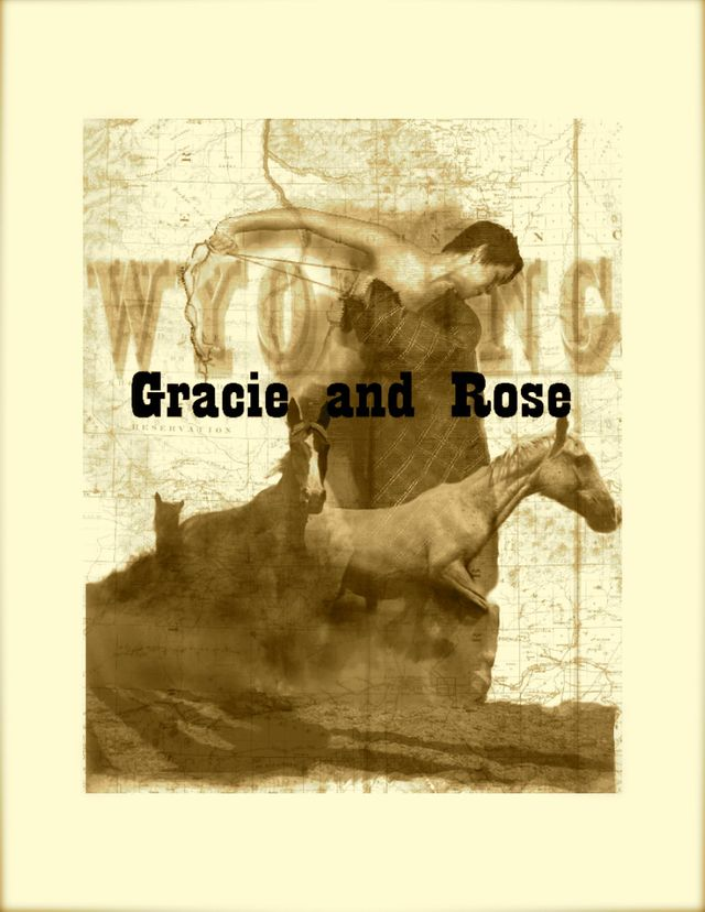 Gracie and Rose
