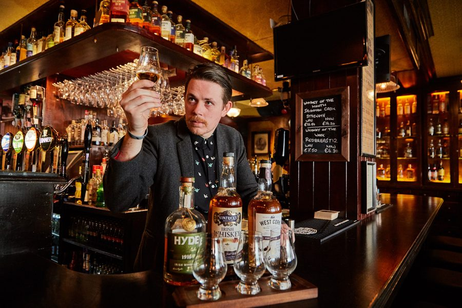 The Shelbourne nominated for southern Ireland's best whiskey bar