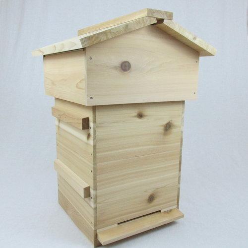 Cedar Modified Warre Hive (Has Full Frames) — The Warre Store