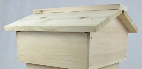 Warre Hive Roof with Quilt Box — The Warre Store