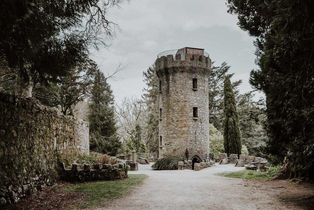 Powerscourt Estate, Co. Wicklow