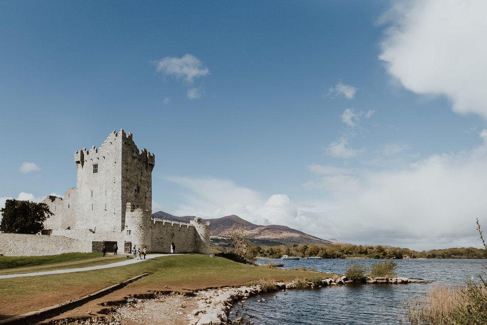 Ross Castle, Co. Kerry