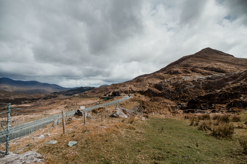 Moll's Gap on the Ring of Kerry