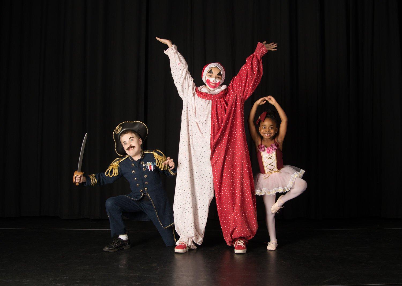davenport junior theatre