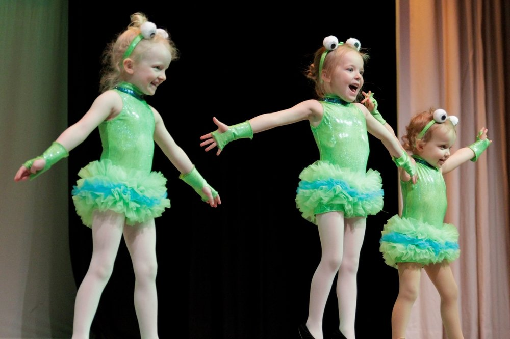 DANCE - Enroll in ballet, tap, jazz, tumbling, hip hop and more!
