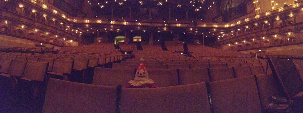 Auditorium Theatre; Chicago IL