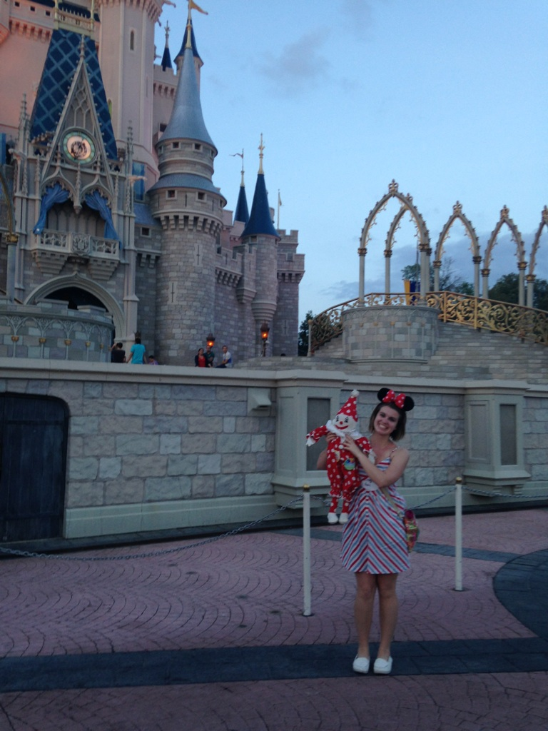 Disney World; Orlando, FL