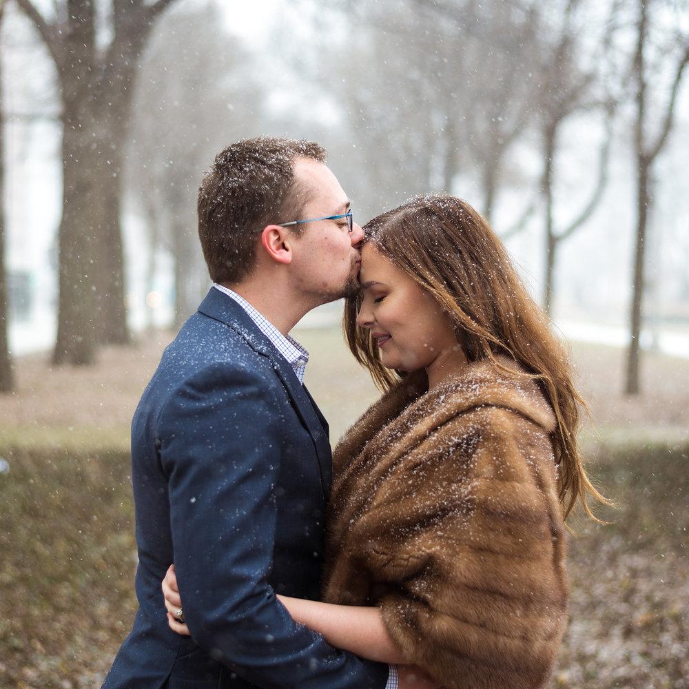 Brandi & Blake Engagement  2.10.19