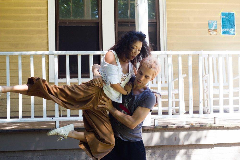 Lorraine Tai & David Hochberg