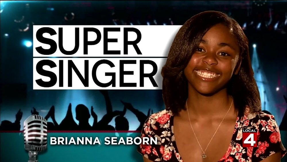 Brianna - The 2016 WDIV Super Singer, and current client, beat out 6,000 plus singers to be crowned the winner during a live broadcast of the Ford Fireworks. She attributes her vocal success to her two year plus vocal and performance training here at Star Factory.