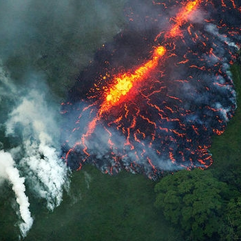 Earth Report:Hawaii Eruption - Research by John Russell