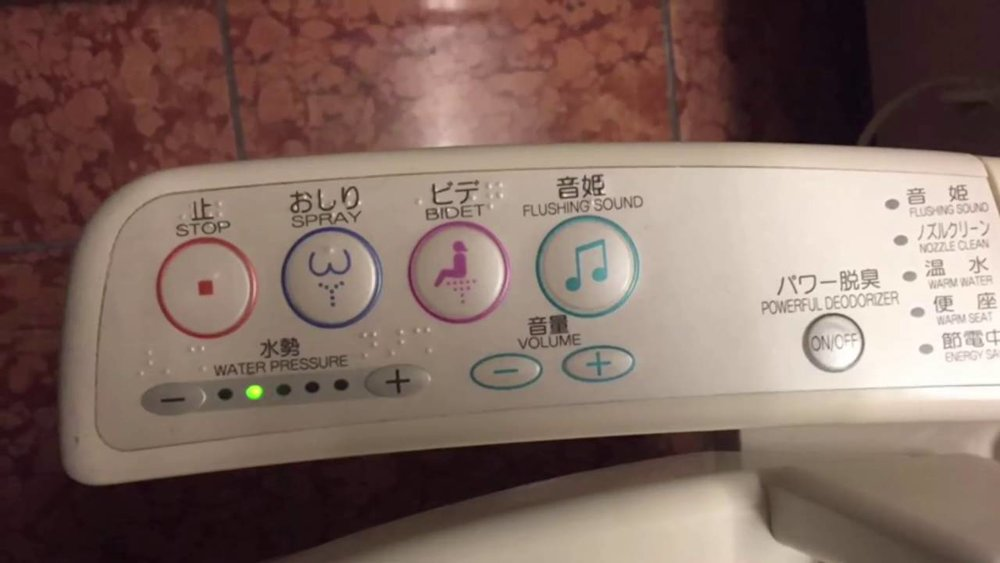 Japanese toilet have many function from adjust water pressure to dry service even flushing sound and also effective for disability people