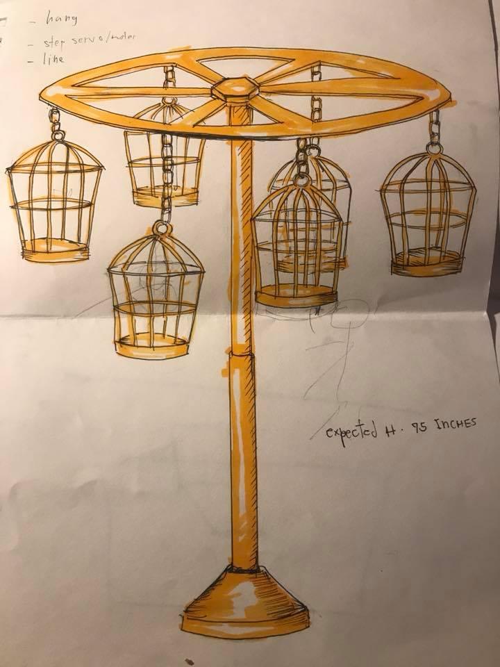 Sketch 01 :