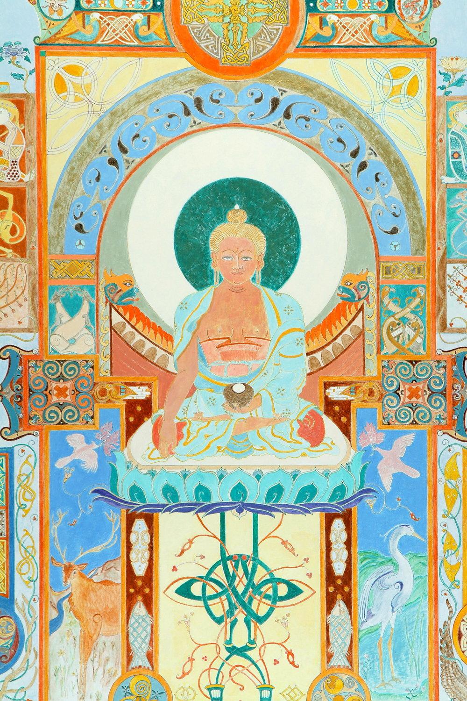 Celtic Buddha 2001