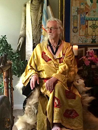 Yeshe Tungpa  --( Trumpeter of Wisdom )-Seonaidh Perks