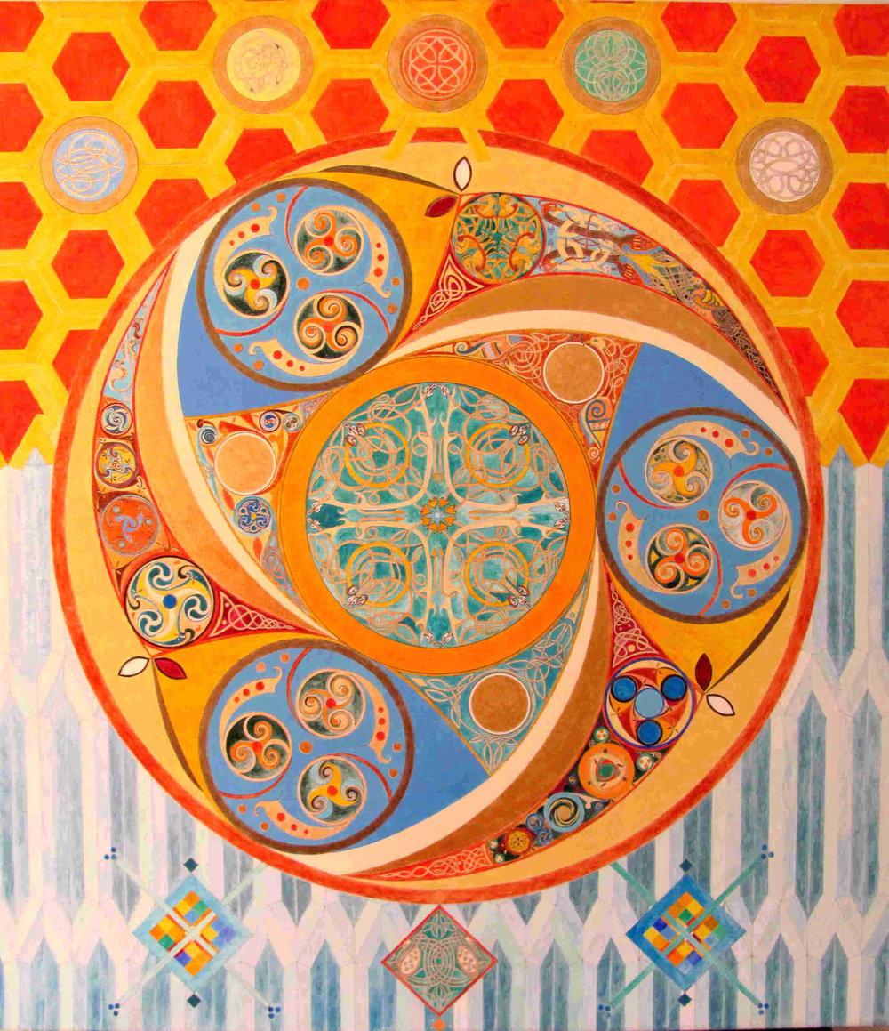 Anu/Nature Mandala
