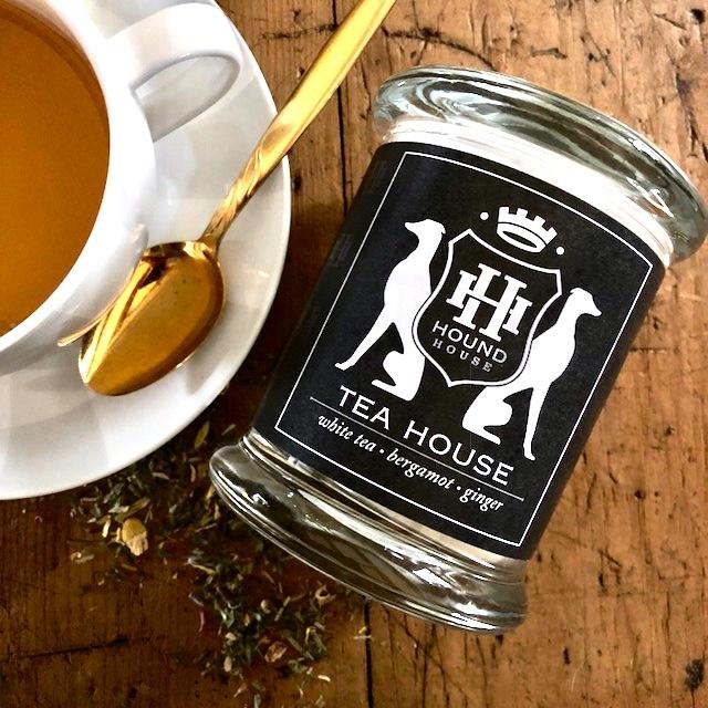 Hound House Tea House Candle