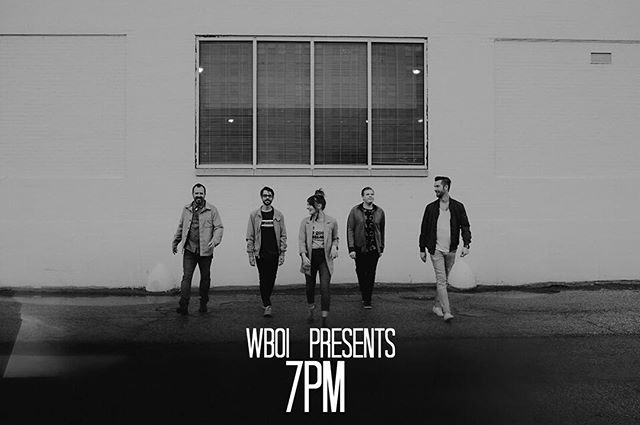 Tune in to @89.1_wboi to hear our new music featured on WBOI Presents at 7pm 📻
