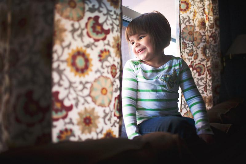 Children's photo portrait session in Alameda, California.