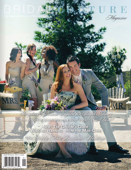 beautiful wedding photography by alison yin and adm golub published in bridal couture magazine
