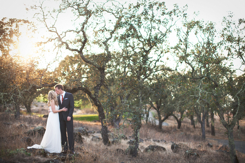 Gorgeous summer wedding at Napa Valley Country Club in Napa, California