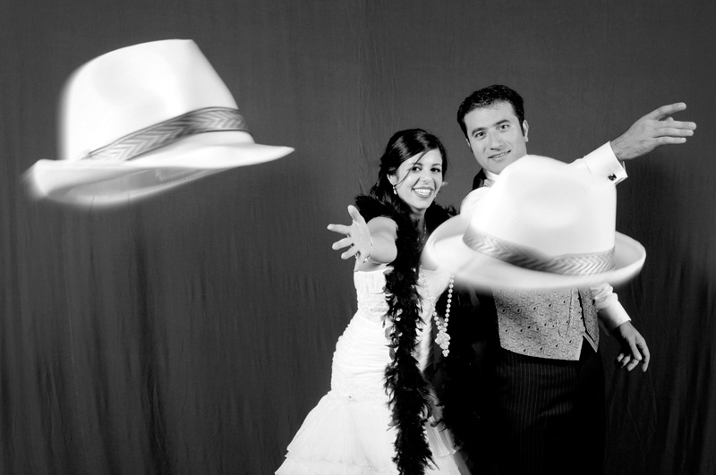 1920s roaring 20s themed wedding photo booth at montalvo villa in saratoga, california