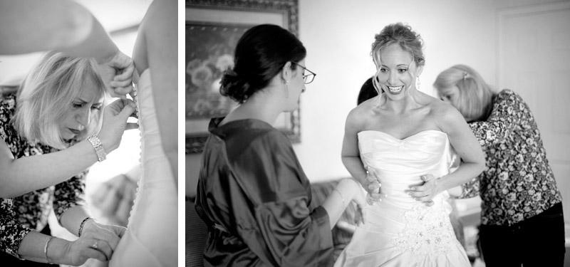 jewish wedding ceremony at vintners inn in santa rosa, california