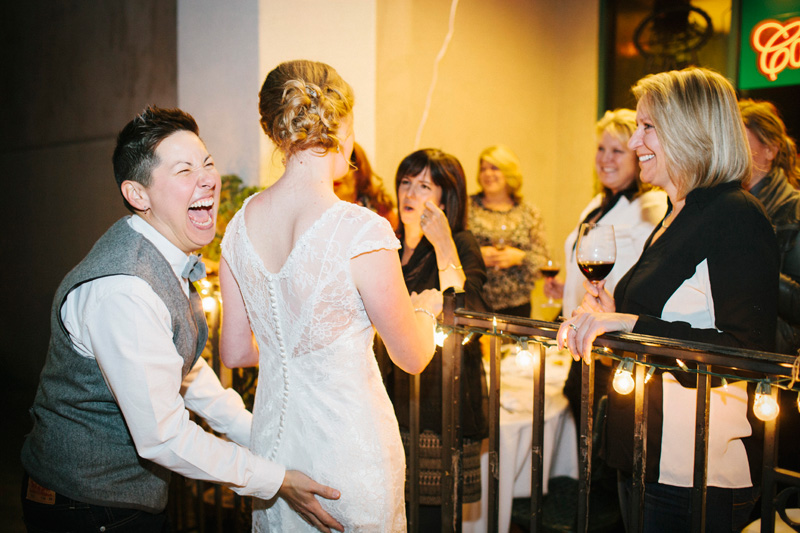 Lena + Alicia Wedding