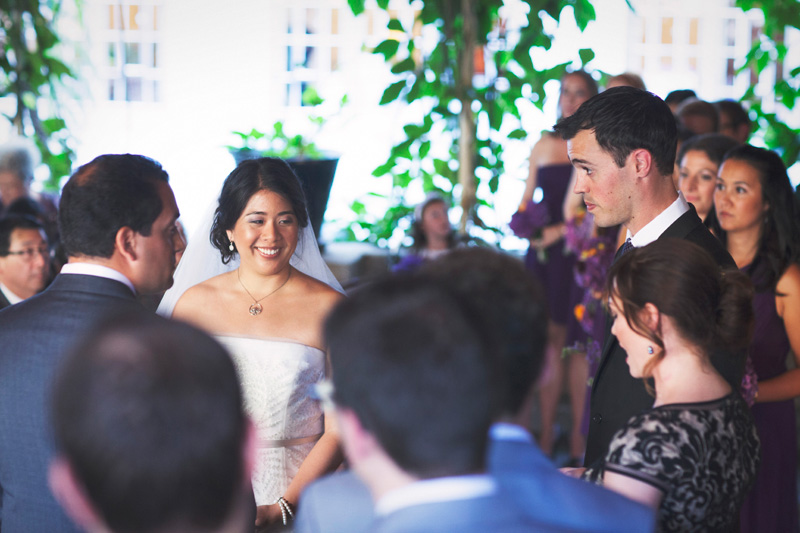 Kristy + David Wedding