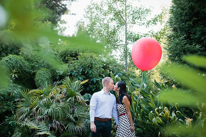 Christine + Trevor Engagement