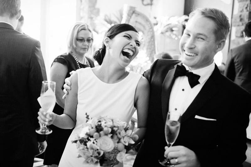 Christine + Trevor Wedding